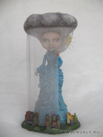 Living Doll, 36 см,