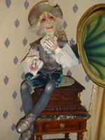 текстиль, 82 см (в сидячем виде), 2005 г.