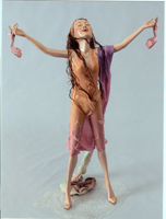 папье-маше, 42 см, 2005 г.