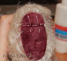 Игрушка своими руками - шьем мишку из носка.