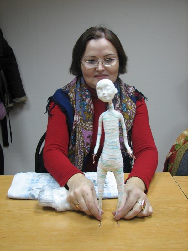 Ирина горюнова куклы мастер классы
