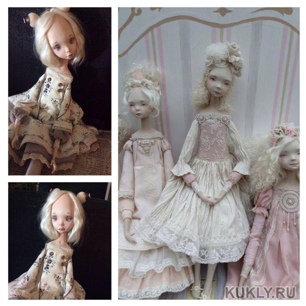 Мастер класс кукол из колготок