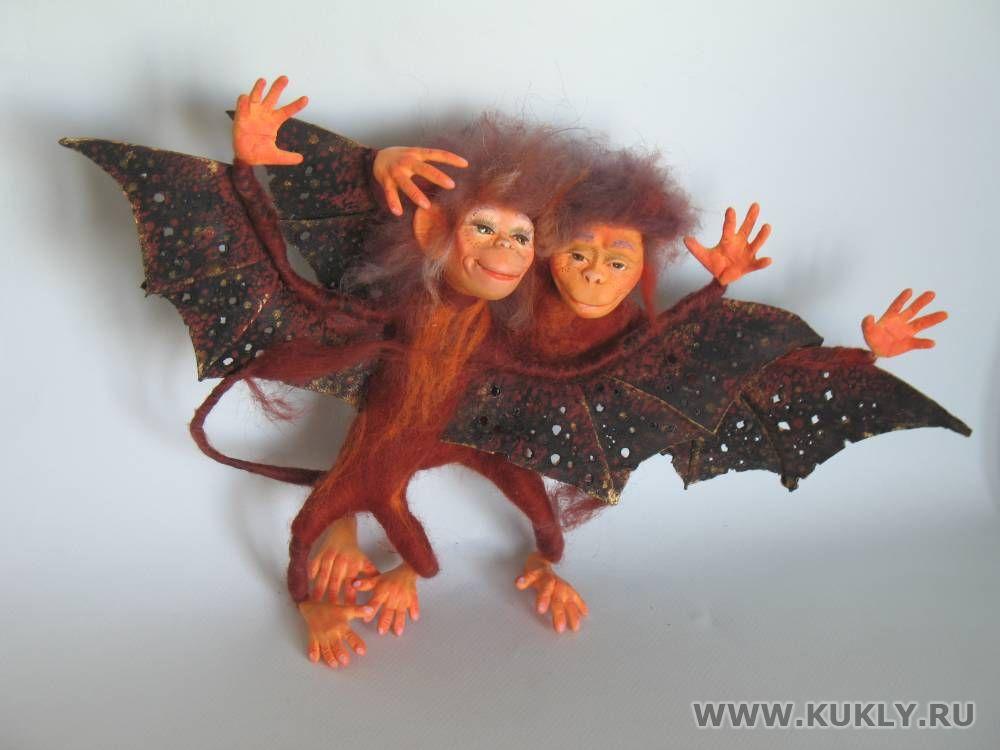 Картинки по запросу летучие обезьяны