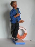 Ливингдолл, цернит, 42 см, 2007