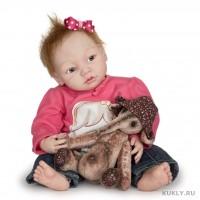 оригинальное имя молда - Алсу, рост куколки - 50 см, 2012