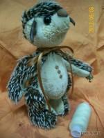 немецкий мохер, мет. гранулят, 12 см, дата рожд.: июнь 2012