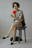 paperclay, Formo, 48 см, 2007 г.