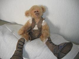 мохер, 25 см, 2007 г.