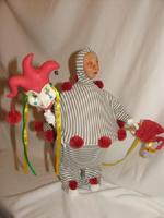 Суперскалпей, папье-маше, 37 см, 2005 г.