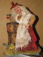 Папье-маше, паперклей, 46 см, 2005 г.