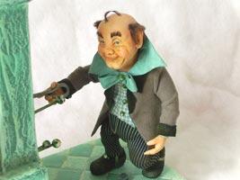 Fimo Puppen, текстиль, 31х14х36 см (ДхШхВ), 2007