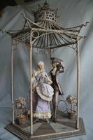 паперклэй, 90 см, 2007