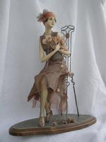 паперклэй, 45 см, 2008
