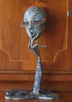 папье-маше, 40 см, 2007 г.