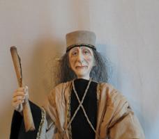паперклей, 45 см, 2004 г.